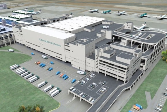 Cathay Pacific Cargo Terminal (CPCT)
