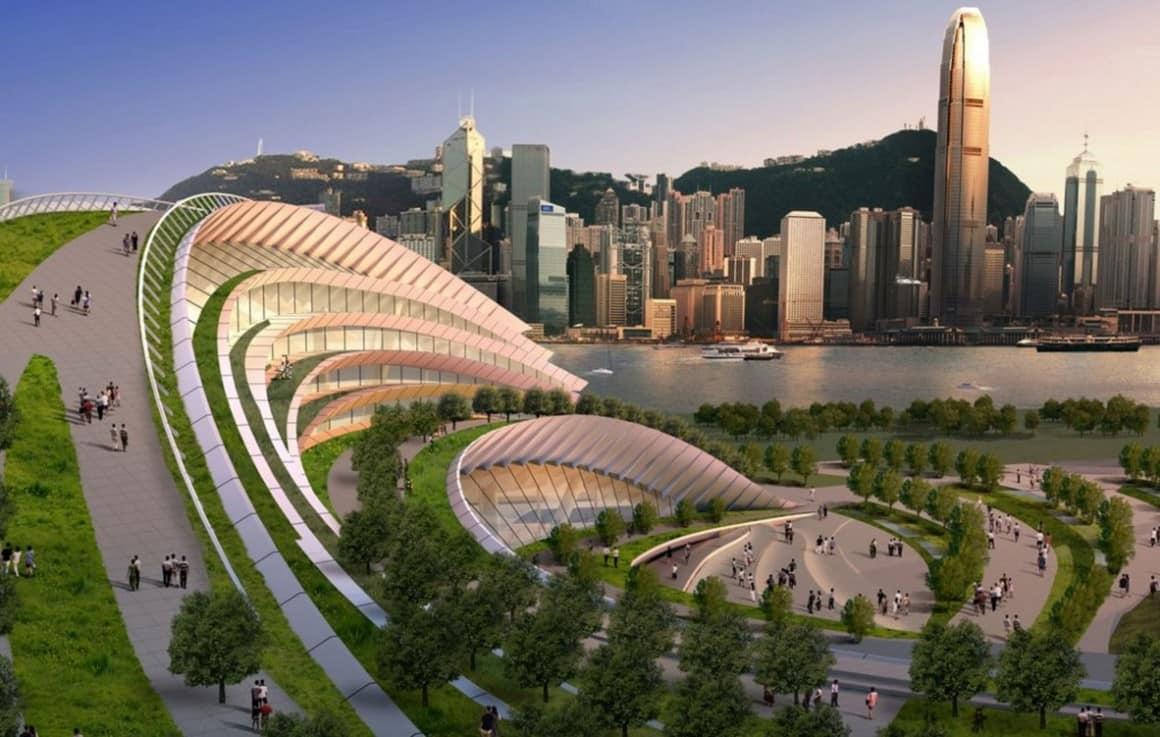 High Speed Rail – West Kowloon Terminus