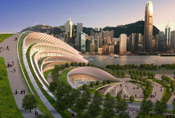 High Speed Rail – West Kowloon Terminus