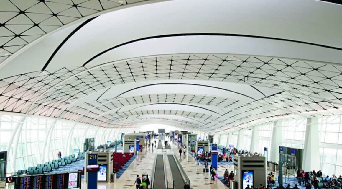 Hong Kong Airport – Midfield Concourse
