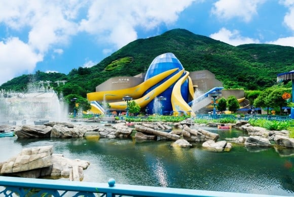 Ocean Park – Aqua City
