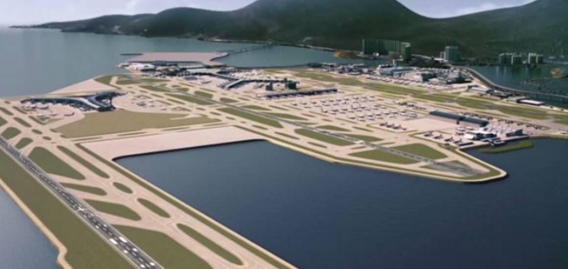 Hong Kong Airport – Third Runway System