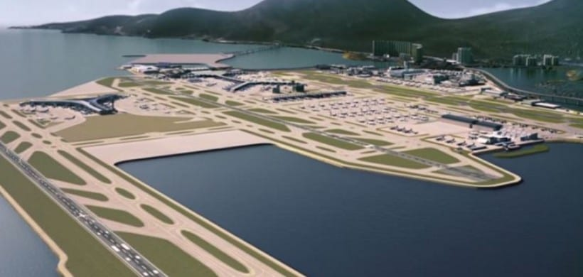 Hong Kong Airport – Third Runway System