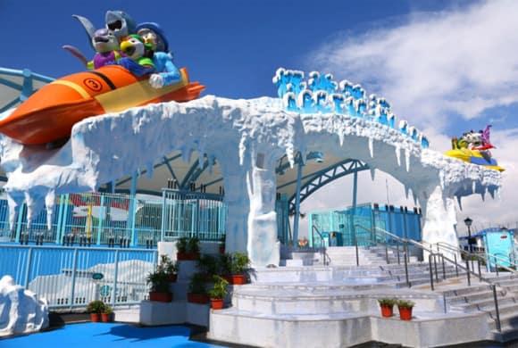 Ocean Park – Polar Adventure