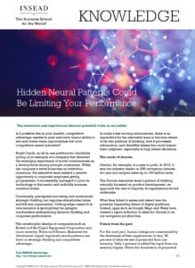 Hidden Neural Patterns Could be Limiting Your Performance